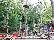 Der Fun Forest AbenteuerPark Kandel. © Batschak Images